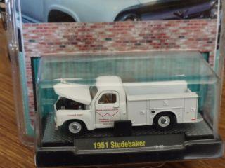 M2 Machines Auto Trucks 1951 Studebaker Winston Enterprises Plumbing