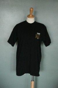 Vtg 1996 Gloria Estefan Tour Band Music Tee Shirt Men M Women ml Black