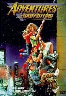 Adventures in babysitting Elisabeth Shue DVD New