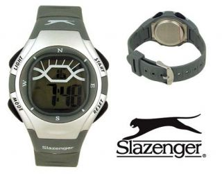 Slazenger Mens Sports Chrono Alarm Watch