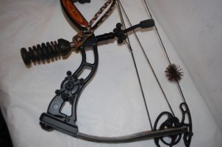 Elite Archery Aigil RH Compound Bow 28 70 with EXTRAS