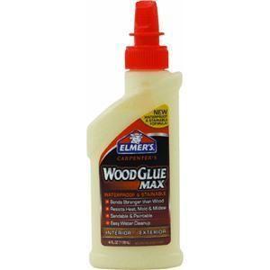Elmers Prod E7290 Exterior Wood Glue Max