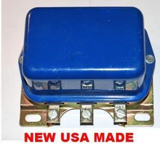 GENERATOR VOLTAGE REGULATOR MERCURY EDSEL FORD LINCOLN 12 VOLT 30AMP