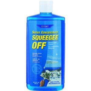 Ettore 30116 Squeegee Off Window Cleaning Concentrate