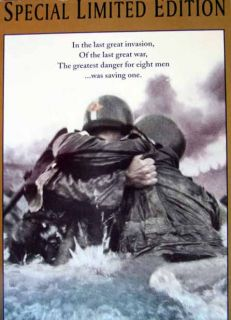 Saving Private Ryan (VHS, 2000, 2 Tape Set, Special Widescreen Limited