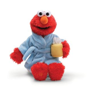 New Gund Sesame Street Everyday Feel Better Elmo 14 Toy