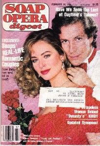 Soap Opera Digest February 14 1984 Davidson Walker Ty TR Capitol Young