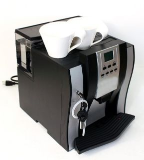 NEW Dr Tech 2012 Fully Automatic Espresso Coffee Maker Machine