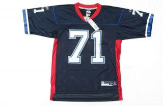 Buffalo Bills NFL Football Jersey Jason Peters 71 M L XL 2XL Free