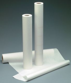 New Exam Table Paper 21 x 125 Crepe White 12 Rolls