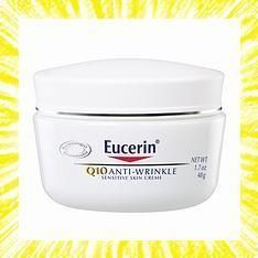 Eucerin Q10 Anti Wrinkle Face Cream 1 7oz