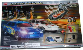 New Electric Slot Car Race Track Set 2 Cars 275 Inches