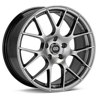 Enkei Raijin 18x8 5 Tuning Series Wheel Wheels 5x112 120 114 3 ET35