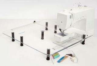Bernina Sew Steady Extension Table Size Model Custom Built to Fit
