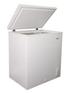 the black decker 5 0 cu ft chest freezer is energy star qualified and