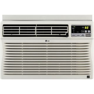 LG 15,000 BTU Window Mounted Air Conditioner with Remote Control at