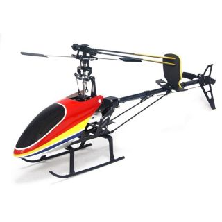 E450 RC Electric Helicopter Glass Fiber Version ARF Plastic Head