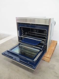 Wolf 30 inch Stainless Steel Single Wall Electric Convection Oven