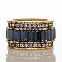 Heidi Daus GiGi Crystal Accented Link Bracelet