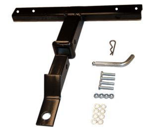 EZGO TXT Golf Cart Black Trailer Hitch 1994 Fits and Up