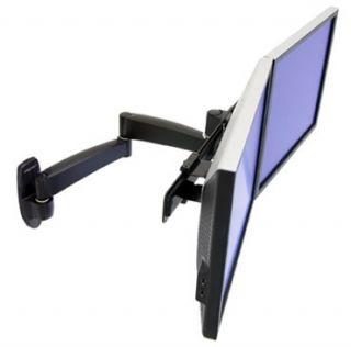 Ergotron 200 Wall Mount Dual Monitor Arm 45 231 200