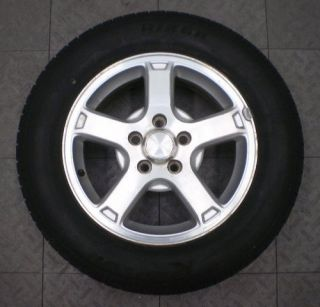 5164 Chevy Impala Monte Carlo 16 Factory Wheel Tire