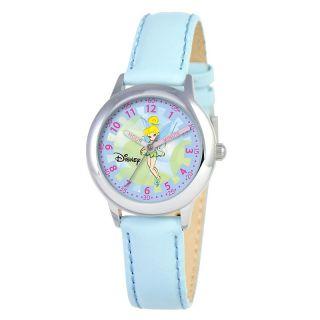 111 6252 disney disney tinker bell kid s time teacher watch blue