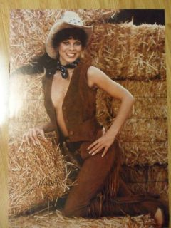 Sexy Girl Dorm Poster 1981 Erin Moran Happy Days TV Show