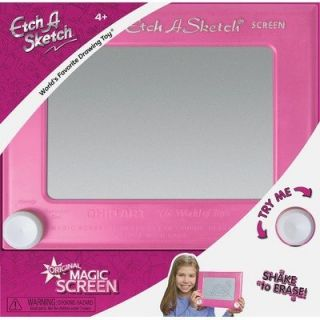of ohio art classic etch a sketch pink the classically simple etch