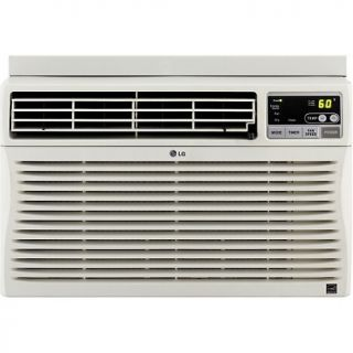 LG 12,000 BTU Window Mounted Air Conditioner with Remote Control at