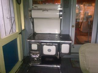 Elmira Stoveworks Wood Cook Stove