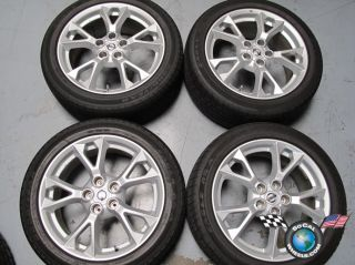 2012 Nissan Maxima Altima Factory 18 Wheels Tires Rims 62582