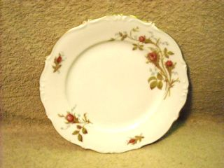 Eschenbach Briar Rose Salad Plate s Germany