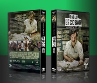 Pablo Escobar El Patron Del Mal 80 Capitulos Documentales