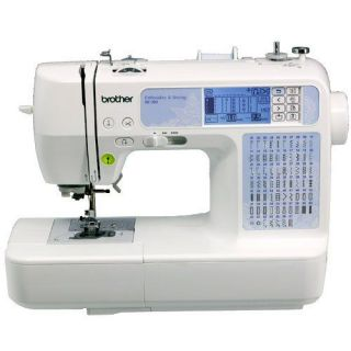 Brother SE 350 Sewing Embroidery Machine Warranty