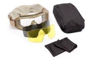 Revision Desert Locust Goggle Essential Kit Tan 4 0309 0221