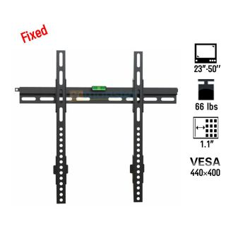 Ultra Slim TV Wall Mount Bracket for Samsung LED Flat 30 3235 39