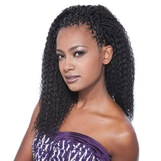 BRAZILIAN BRAID 20 FREETRESS LONG SYNTHETIC CURLY BRAIDING HAIR