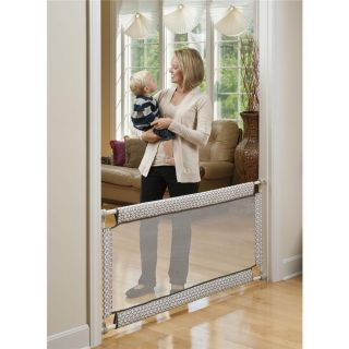 Evenflo Soft N Wide Gate 27 x 38 60 Pressure Mounted Baby Pet Dog Gear