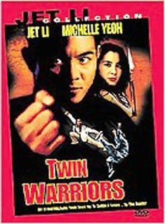 Twin Warriors Tai Chi Master Jet Li Michelle Khan Widescreen