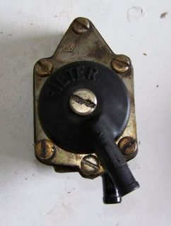 Johnson Evinrude Outboard Motor Fuel Pump