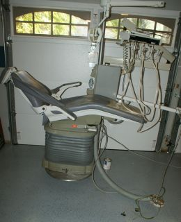 Den Tal EZ E2000 Dental Examination Chair