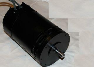 12V to 120V 10 HP Electric DC Motor Generator EV Car