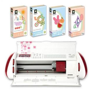 Personal Electronic Cutter Expression Machine Peppermint New
