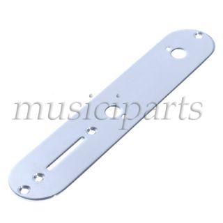 Guitar Parts Telecaster Tele Control Plate Chrome Fits Fender Guitar