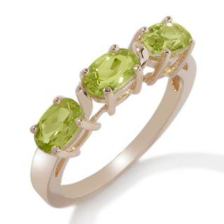 968 203 technibond technibond 3 stone oval gemstone ring note customer
