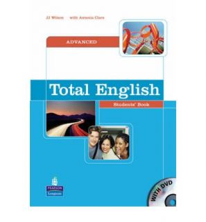 Total English Advanced Students Book 9781405848275