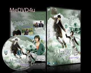 Secret Garden » Korean Drama DVD Excellent English Sub