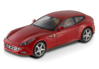 Elite 2011 Ferrari FF Die Cast Model Car 1 43 Red W1187