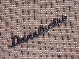 VINTAGE DANELECTRO DS 100 ELECTRIC GUITAR AMP AMPLIFIER CLEAN WITH